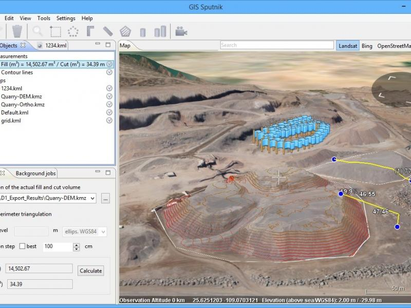 Swiss Army Knife Of Ortophoto And Dem Dtm Dsm Analysis